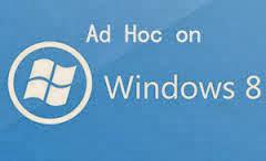 Cara Membuat Koneksi Add Hoc pada OS WIndows 8 dengan Mudah