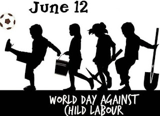 World Day Against Child Labour observed June 12th