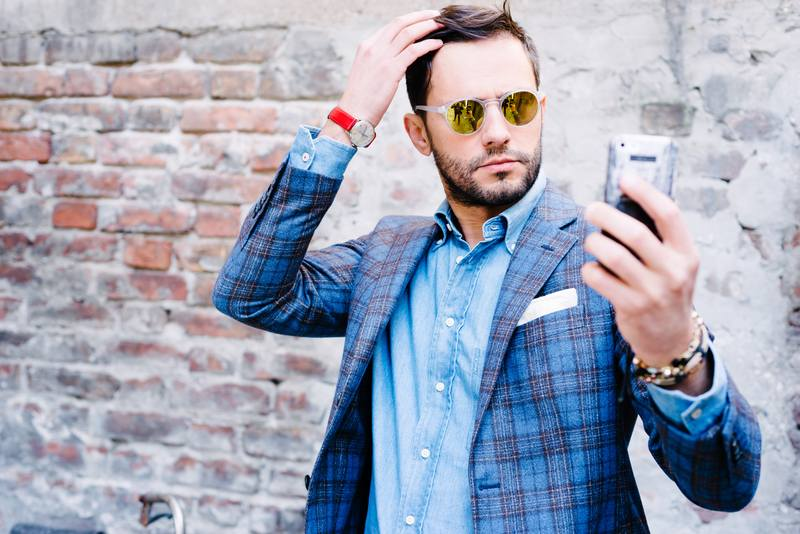 Men with Selfie Addiction Show Higher Psychopathic Tendencies