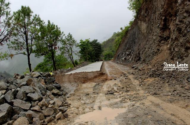 Landslide Mountain Province
