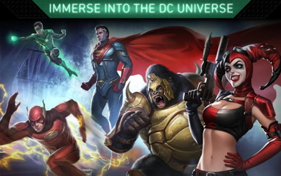 Download Game Injustice 2 APK DATA MOD ANDROID