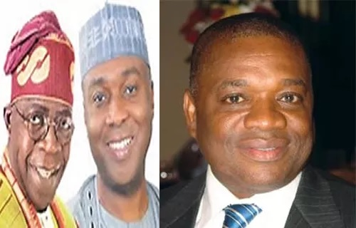 Saraki, Dogara, Ekweremadu, Kalu, govs, US, others speak on journey so far
