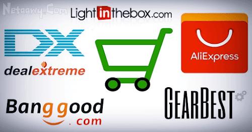 أفضل مواقع تسوق صينية رخيصة توفر شحن مجاني