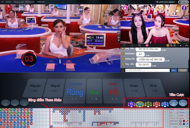 hướng dẫn chơi casino trực tuyến