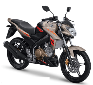 Dealer Motor Yamaha Vixion Advance di Solo Orange