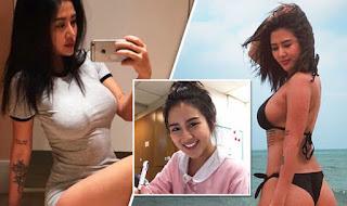 Meet sexiest nurse in the world