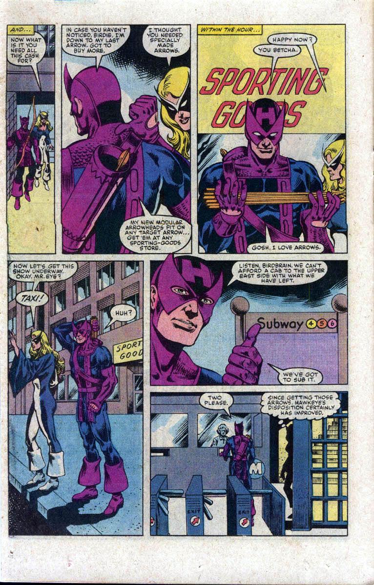 Hawkeye (1983) Issue #3 #3 - English 8