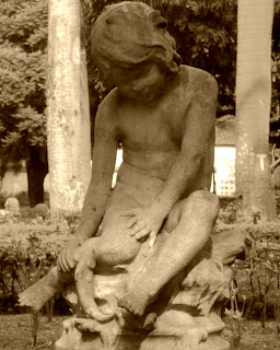 Escultura do Parque da Luz, São Paulo