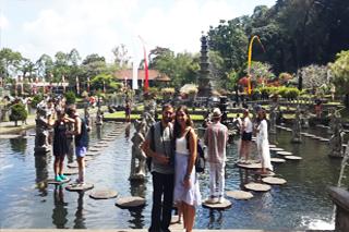 Tirta Gangga Water Palace | Sunia Bali Tour