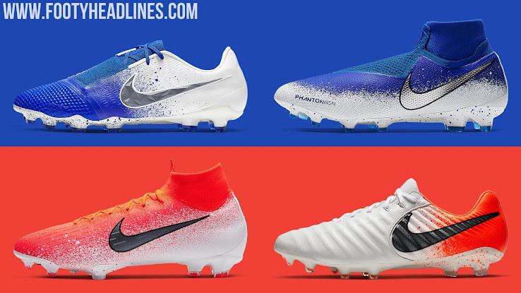 Destello ancla saltar  Nike 2019 'Euphoria' Boots Pack Released - Footy Headlines
