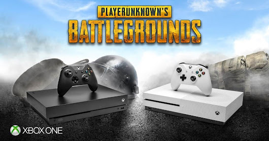 New PUBG Xbox One Update