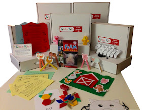 KINDER KITS MONTHLY SUBSCRIPTION BOXES