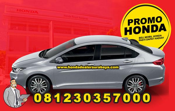 Promo Honda City