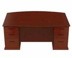Cherryman Emerald Bowfront Desk