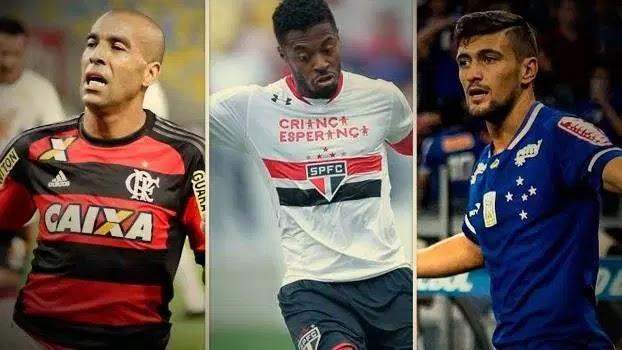 cca53bcd99 Flamengo Notícias  Agosto 2015