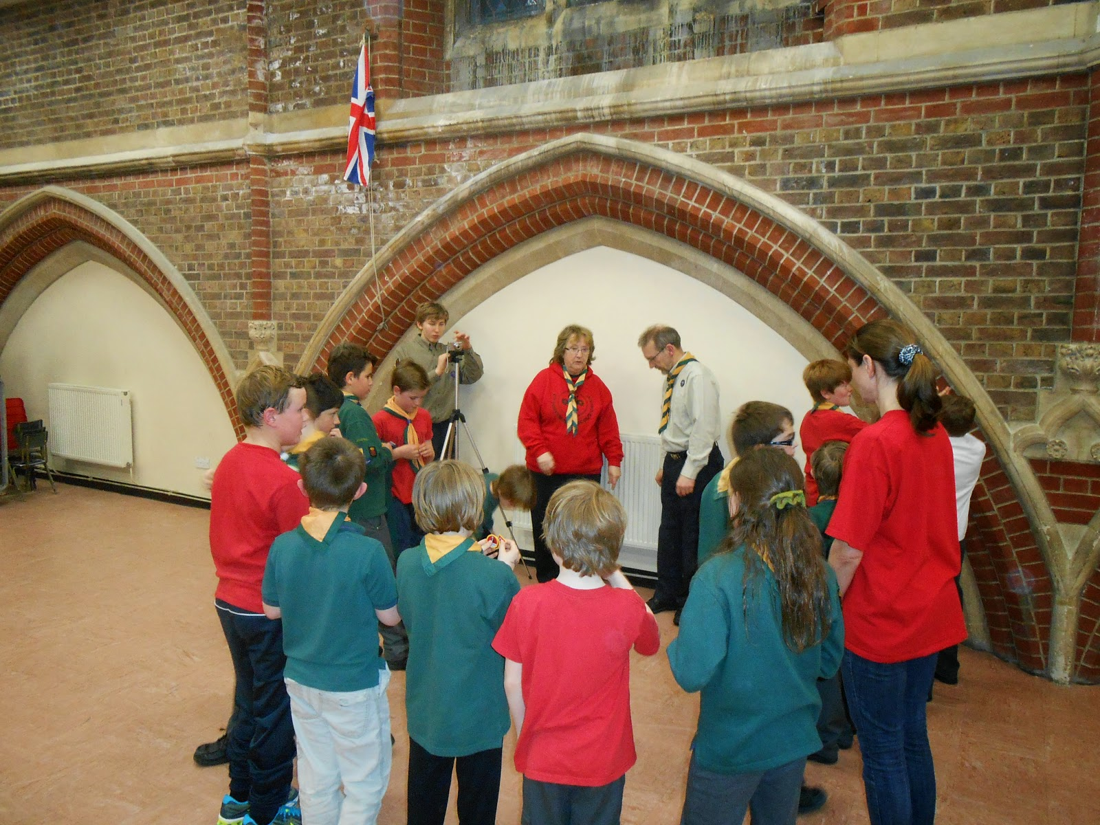 portsmouth 5th scout group milton st james church