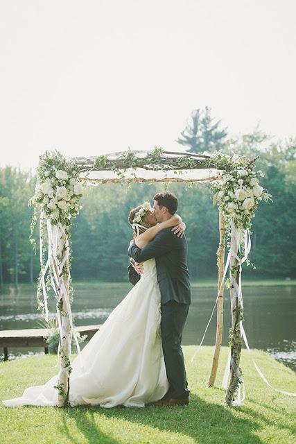 abrazo boda