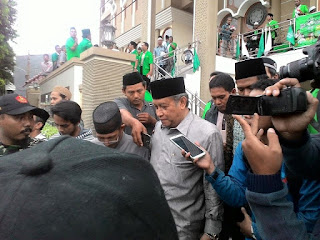 Ketua PBNU, KH. Said Aqil Siraj