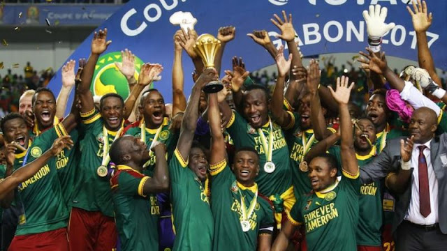 Cameroon AFCON WINNERS