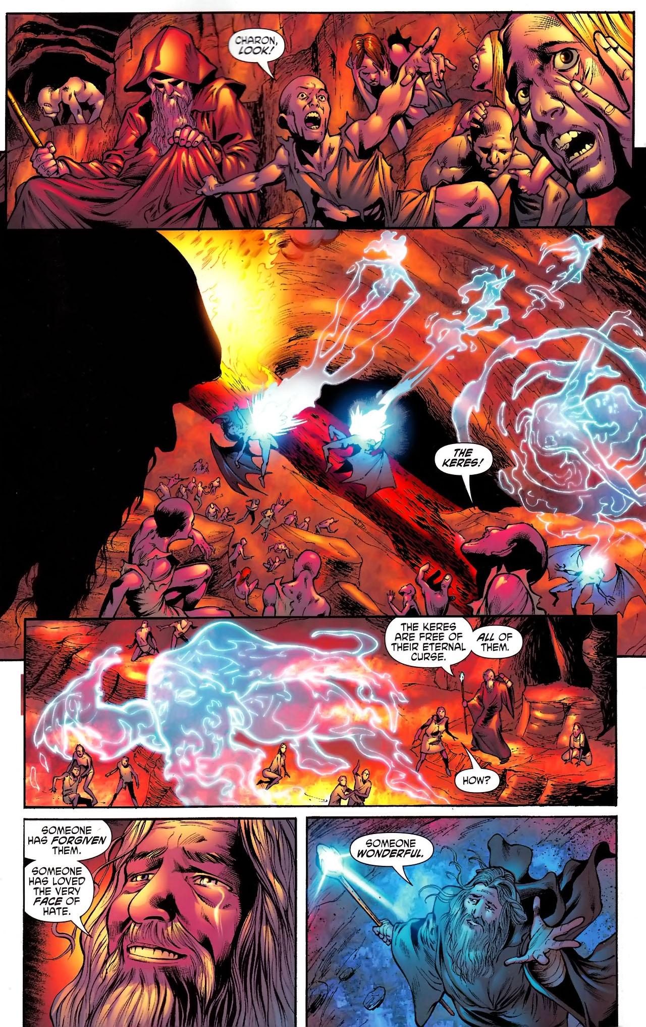 Read online Wonder Woman (2006) comic -  Issue #610 - 14