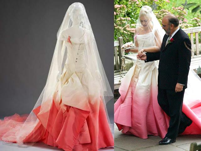 vestido de noiva gwen stefani