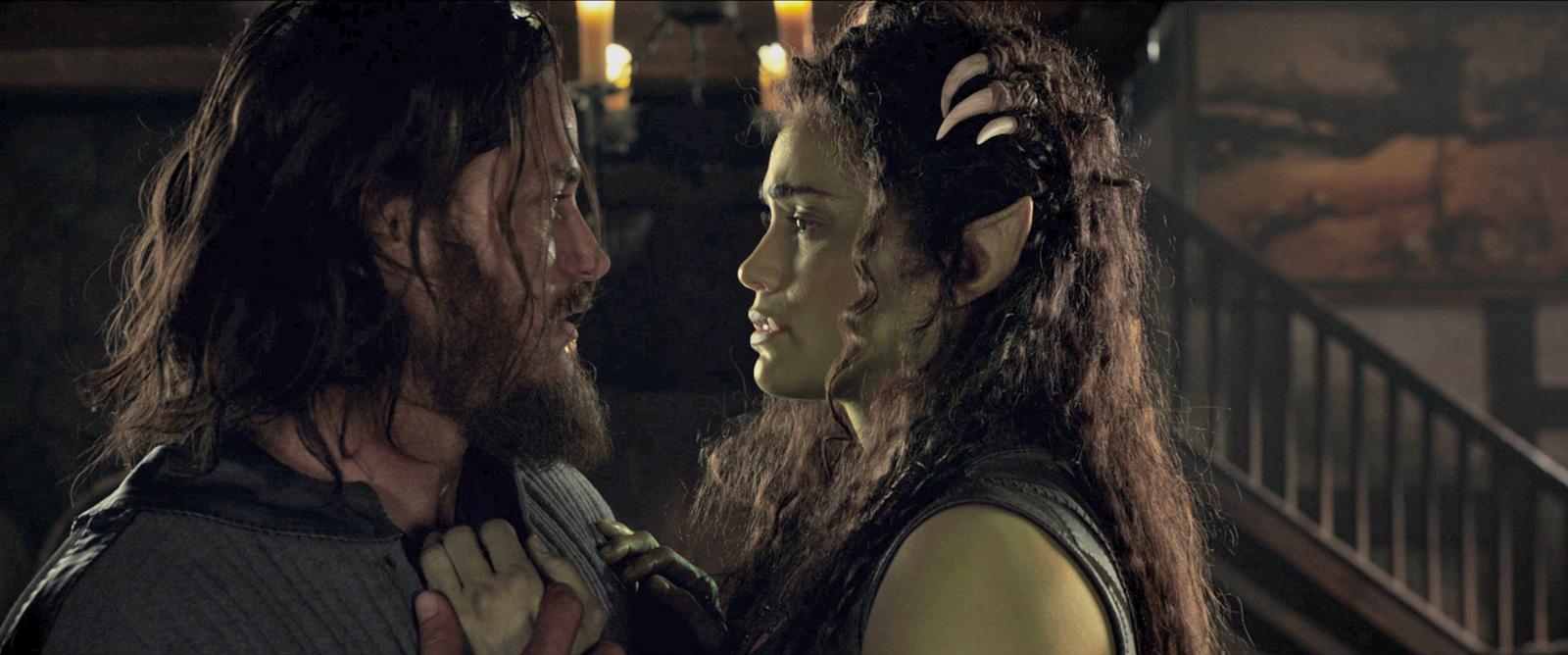 """TRavis Fimmel en """"Warcraft: El Origen"""""""
