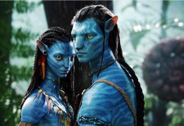 Suku Na'vi Tahun 2009 - Film Avatar
