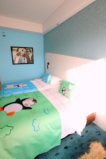 珠海長隆企鵝酒店 探險房