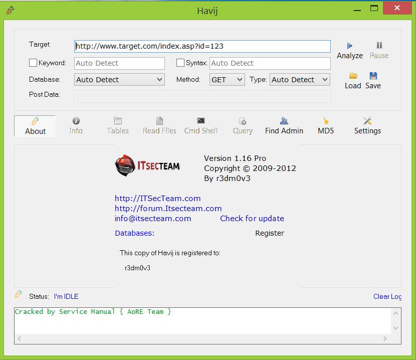 havij 1.17 pro cracked full version free download