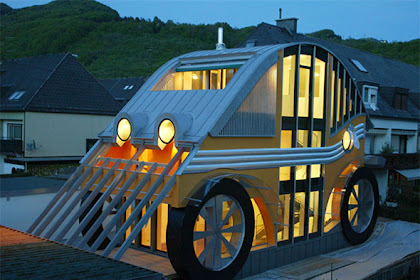 Unusual Home Design