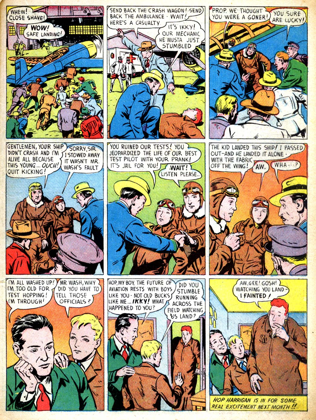 Read online All-American Comics (1939) comic -  Issue #2 - 29