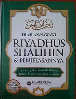 Buku Riyadhus Shalihin dan Penjelasannya