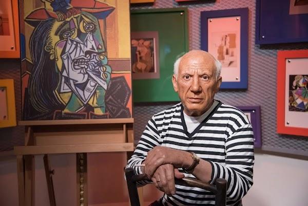 """""""Picasso: el cuerpo a cuerpo con la pintura""""  por Octavio Paz."""