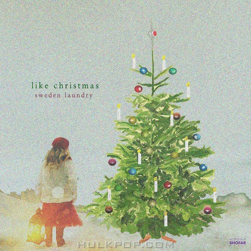 Sweden Laundry – Like Christmas – Single