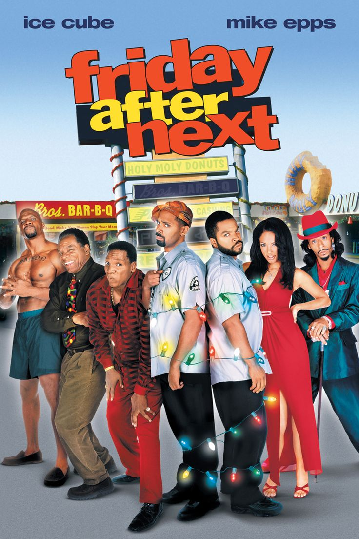 Friday After Next (2002) ταινιες online seires oipeirates greek subs