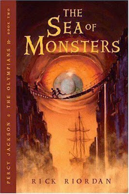 Percy Jackson and The Olympians - The Sea Of Monsters Bahasa Indonesia (Lautan Monster)