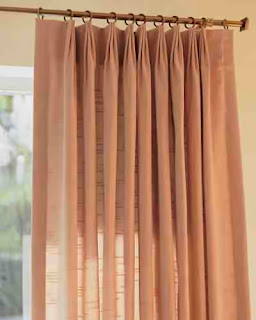 Light filtering privacy with sheer drapes drea 39 custom for Sheer drapes privacy