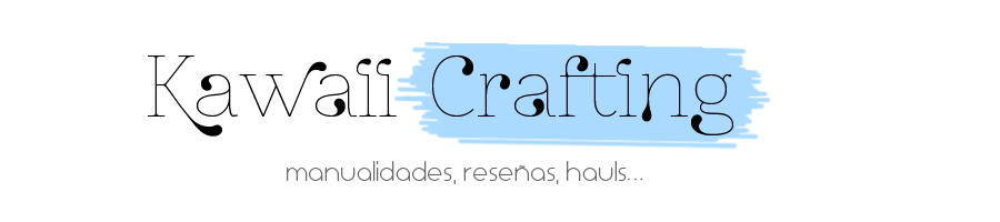 Kawaii Crafting: Blog sobre manualidades y cultura kawaii