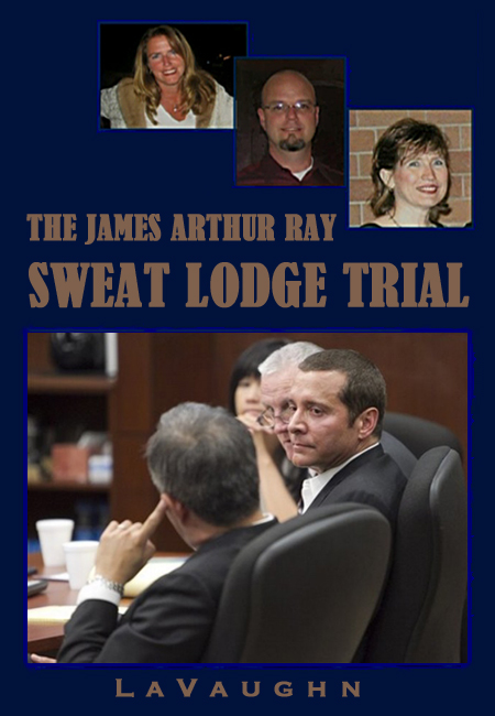 James Ray Trial Cover