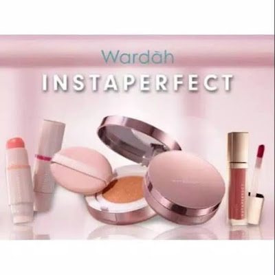 News Paket Wardah Instaperfect Blush City  | BB Cushion | Lipmatte paint