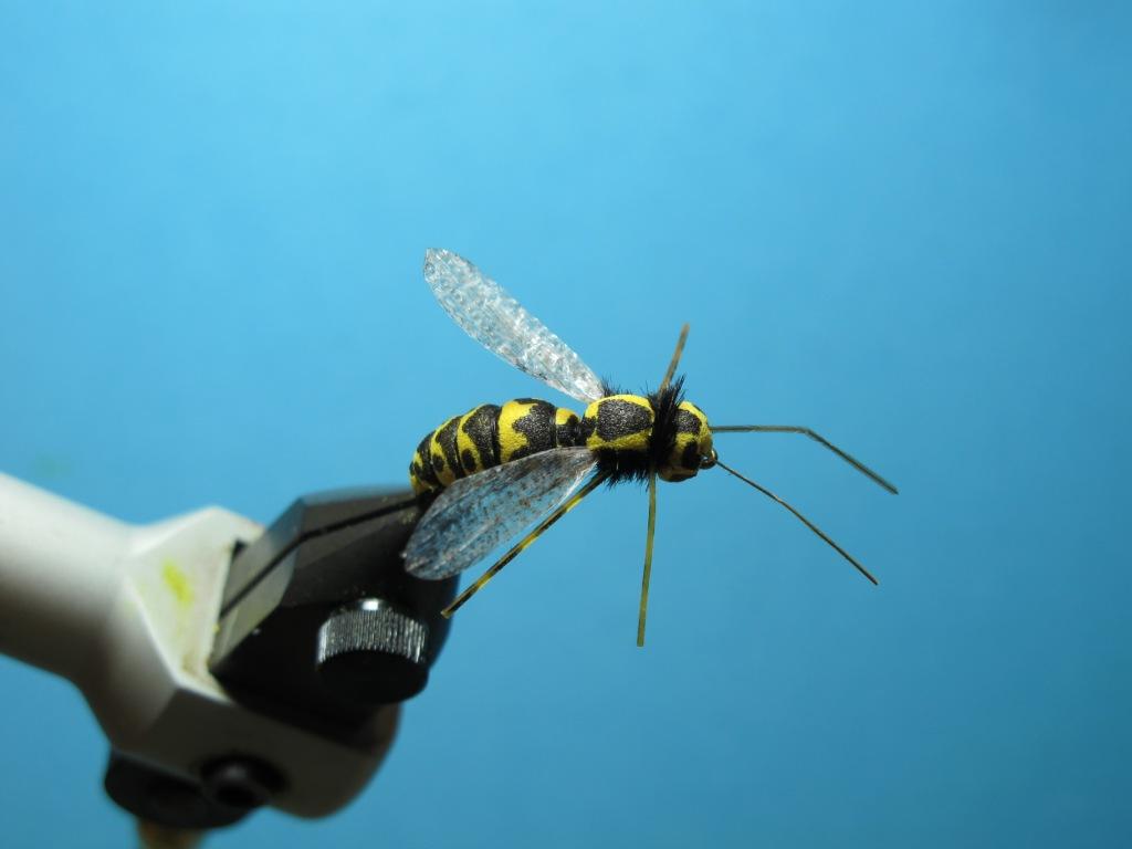 Fly Tying Nation Foamular Of Foam Wasp