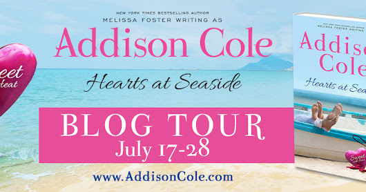 Virtual Tour - Hearts at Seaside (Seaside Summers: Sweet with Heat, #3) by Addison Cole