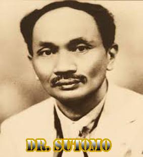 dr. Sutomo pendiri Studie Club di Surabaya (1924)