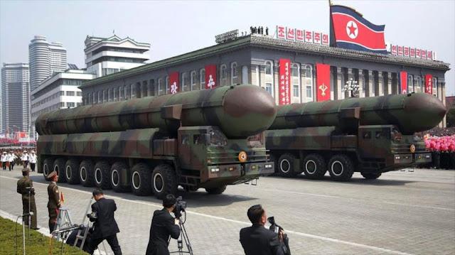 """Corea del Norte amenaza a EEUU con un """"ataque nuclear sin piedad"""""""