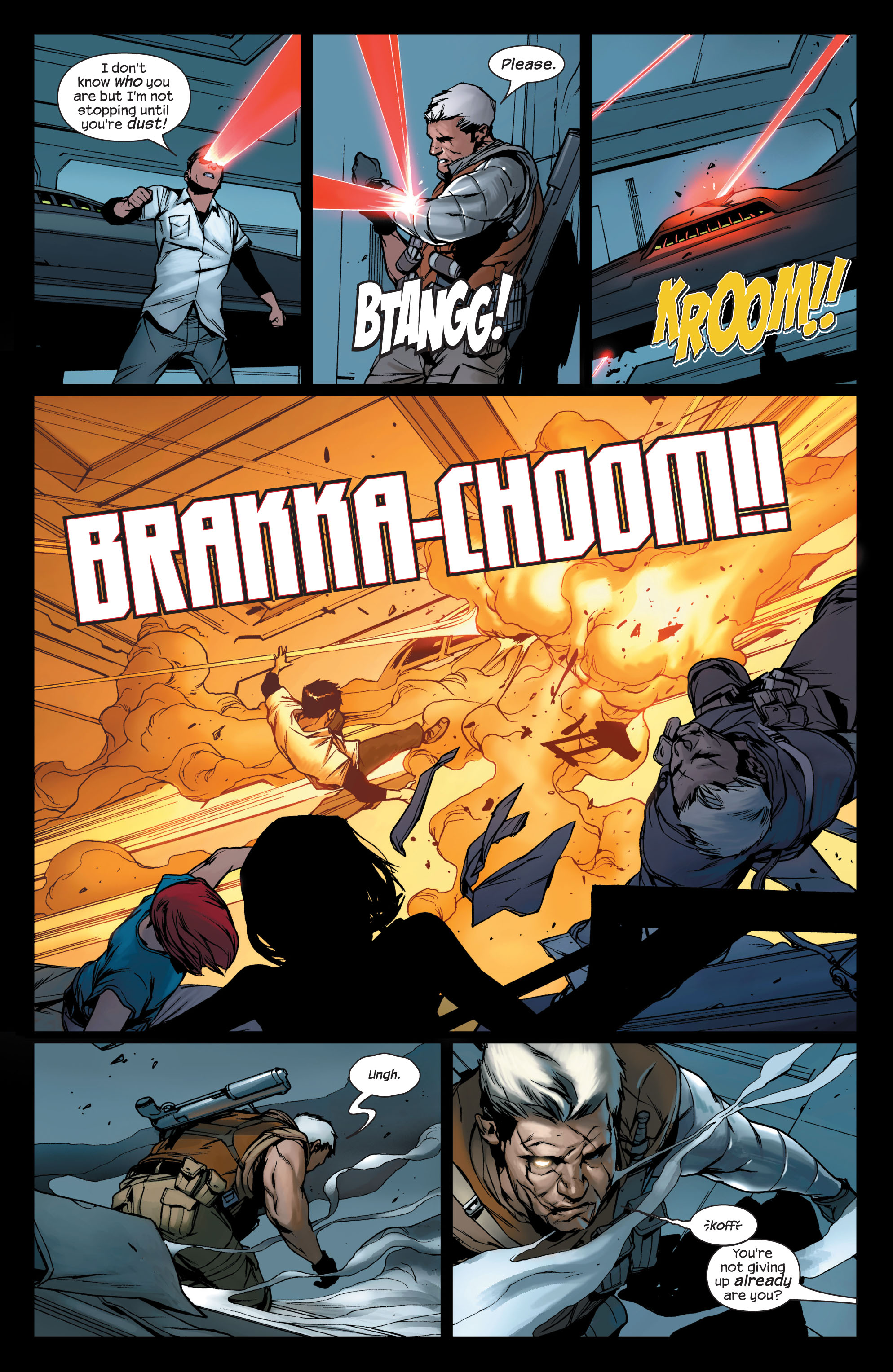 Read online Ultimate X-Men comic -  Issue #75 - 20