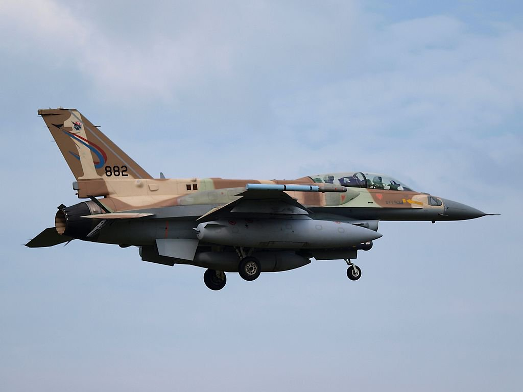 Israeli F-16s to replace Croatian MiG-21 fleet