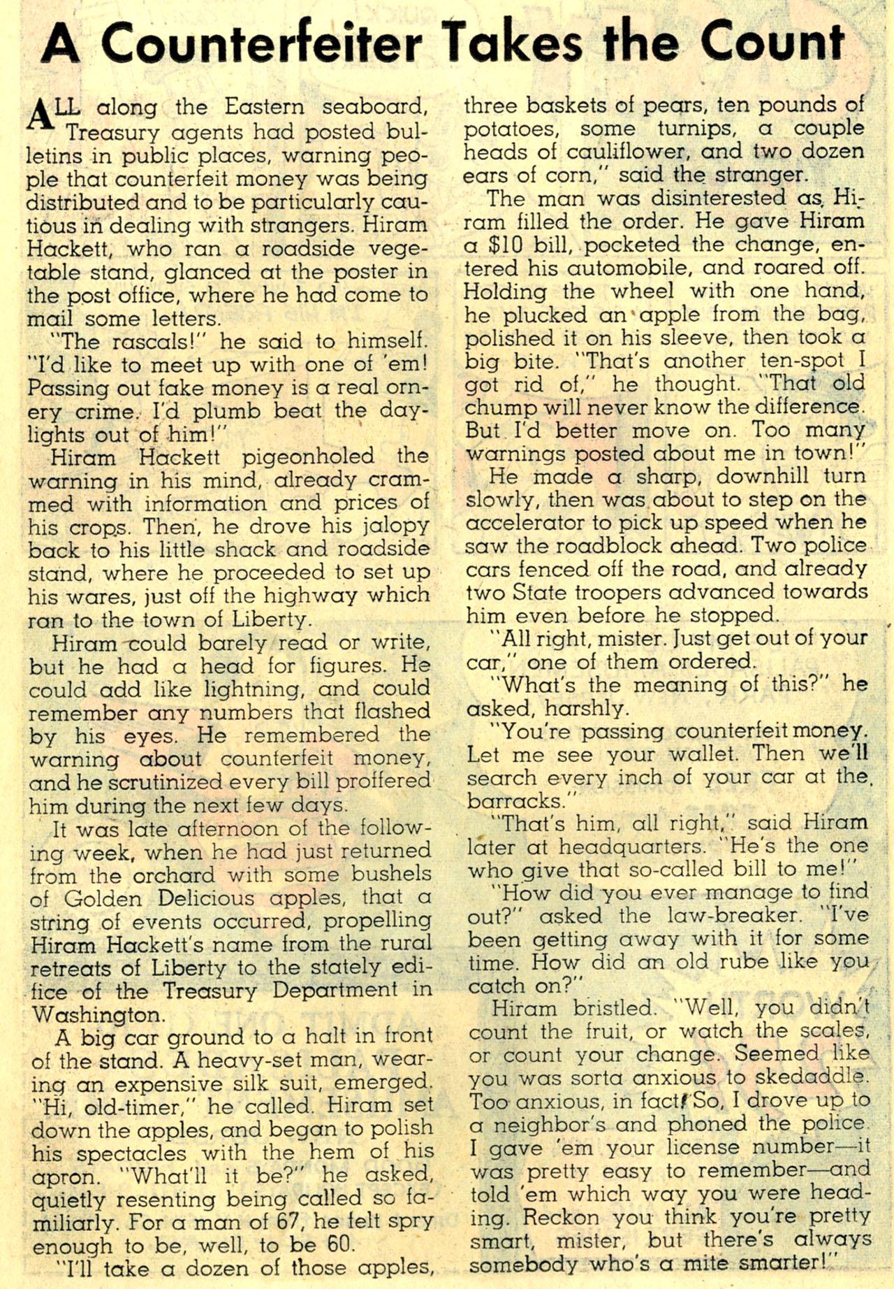 Read online Detective Comics (1937) comic -  Issue #246 - 26