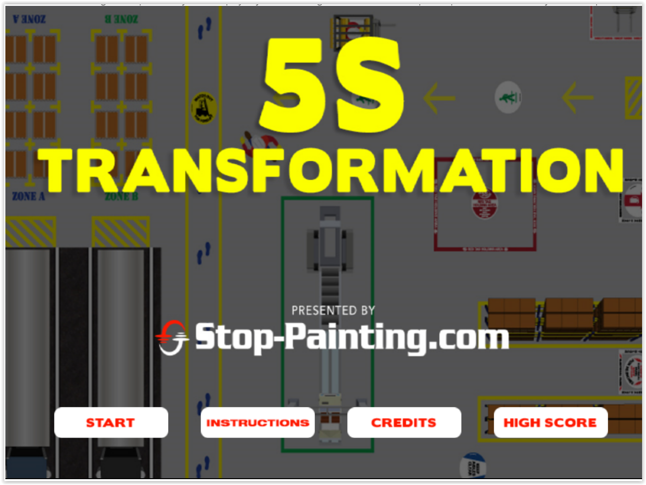 A Lean Journey: 5S Factory Game Teaches the Basic Benefits in a Fun