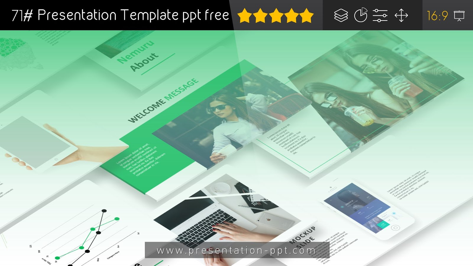 Presentation Template powerpoint free