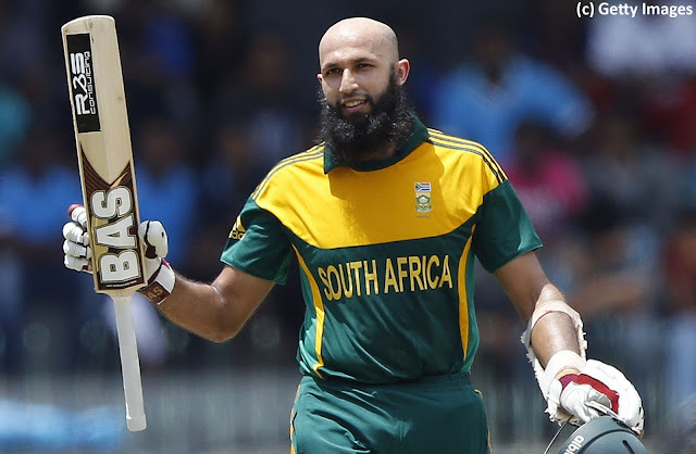 Hashim Amla tour of Pakistan 2017